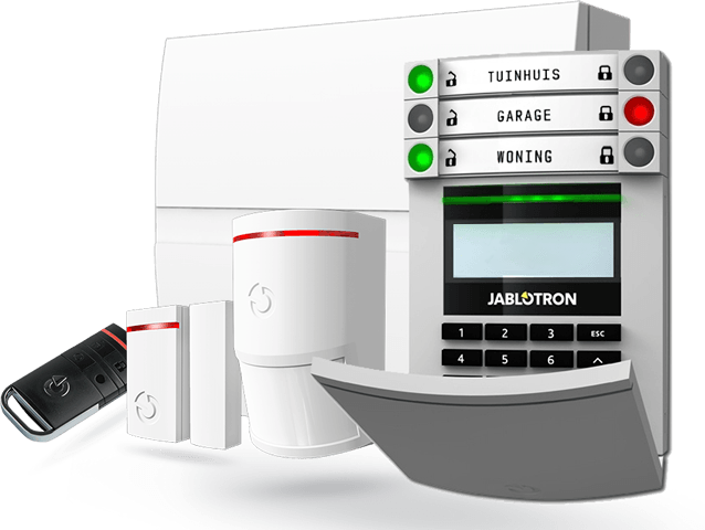 Jablotron 100 alarmsysteem